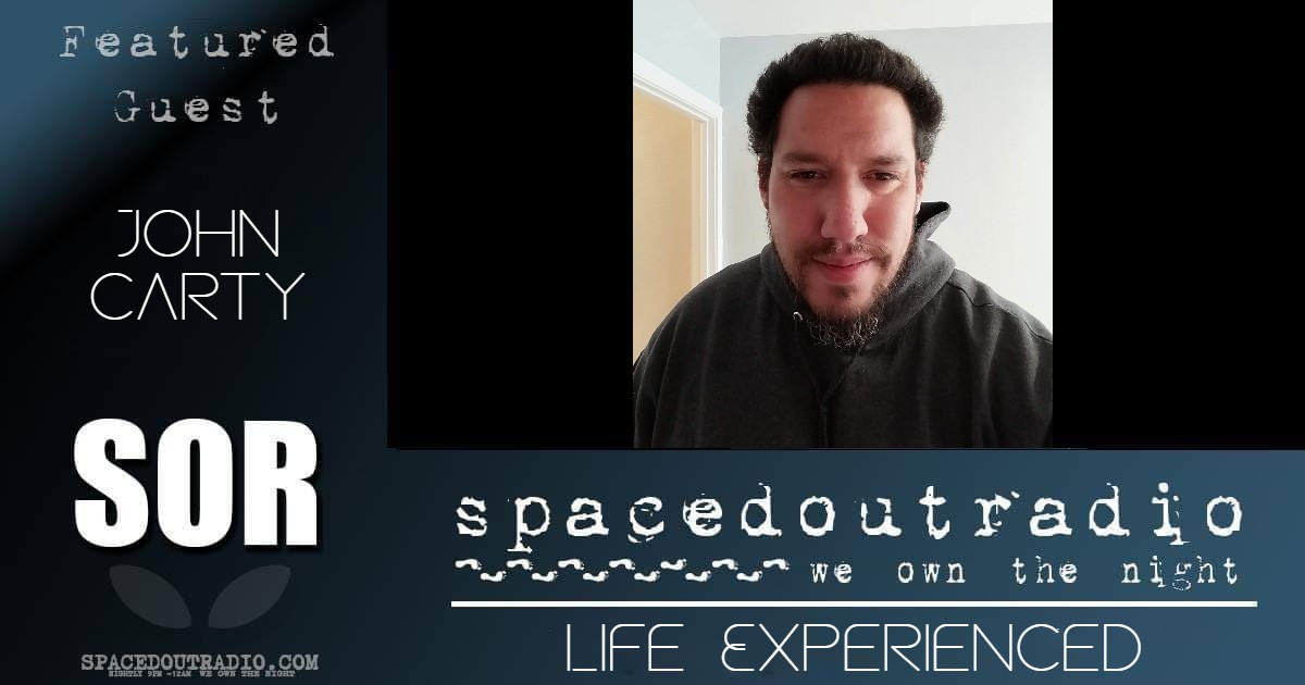 UFO Coverage with Jason Offutt - spacedoutradio